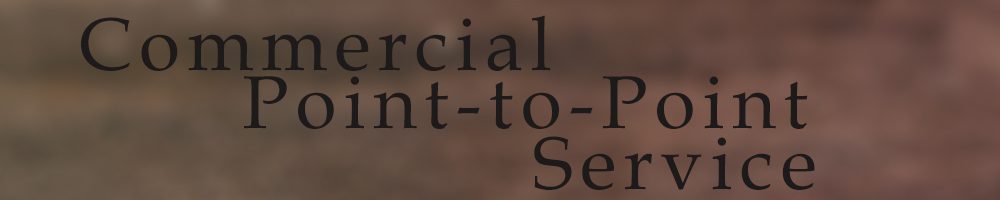 Commercial Point-to-Point Service