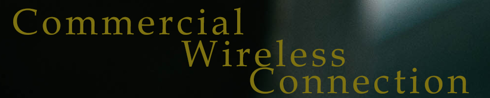 Commercial Wireless Connection