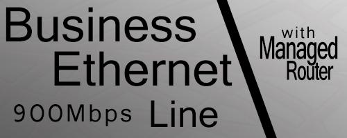 900Mbps Business Ethernet Line Router